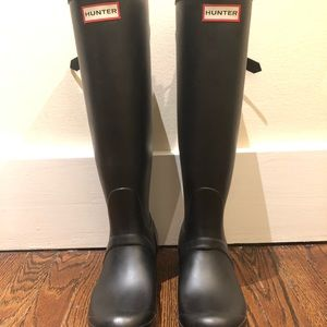 Women's Original Tall Back Adjustable Rain Boots